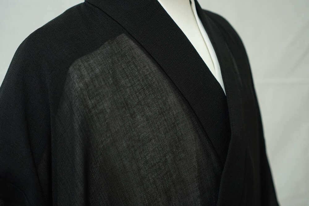 シルキーワンの改良衣